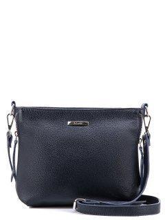 Синяя сумка планшет S.Lavia