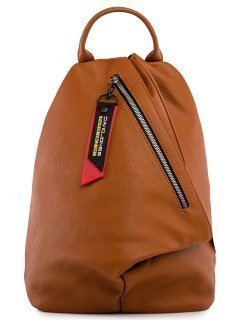 Рыжий рюкзак David Jones