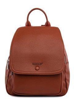 Кирпичный рюкзак David Jones