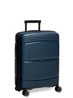Синий чемодан REDMOND