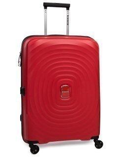 Красный чемодан REDMOND