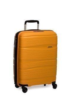 Жёлтый чемодан REDMOND