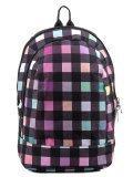 Серый рюкзак Lbags в категории Детское/Школьные рюкзаки/Школьные рюкзаки для подростков. Вид 1