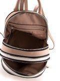 Бежевый рюкзак Gianni Chiarini. Вид 6 миниатюра.