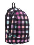 Серый рюкзак Lbags в категории Детское/Школьные рюкзаки/Школьные рюкзаки для подростков. Вид 2