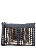 Чёрная сумка планшет Cromia в категории Женское/Сумки женские/Женские дорогие сумки. Вид 1