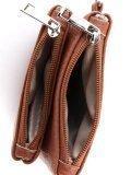 Рыжая сумка планшет S.Lavia. Вид 5 миниатюра.