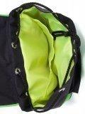 Зелёный рюкзак Lbags. Вид 5 миниатюра.