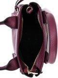 Бордовая сумка классическая Ripani. Вид 5 миниатюра.