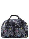 Чёрная дорожная сумка Lbags в категории Женское/Сумки дорожные женские/Дорожные сумки для ручной клади. Вид 1