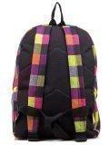 Фиолетовый рюкзак Lbags в категории Детское/Школьные рюкзаки/Школьные рюкзаки для подростков. Вид 4