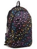 Чёрный рюкзак Lbags в категории Детское/Школьные рюкзаки/Школьные рюкзаки для подростков. Вид 2