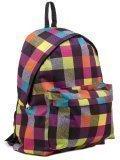 Фиолетовый рюкзак Lbags в категории Детское/Школьные рюкзаки/Школьные рюкзаки для подростков. Вид 2