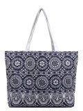 Синий шоппер S.Lavia в категории Женское/Сумки женские/Сумки женские молодежные. Вид 4