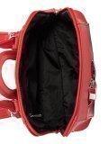 Красный рюкзак S.Lavia. Вид 5 миниатюра.