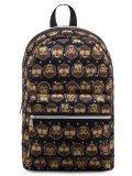 Коричневый рюкзак S.Lavia в категории Детское/Рюкзаки для детей/Рюкзаки для подростков. Вид 1