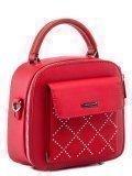 Красная сумка планшет David Jones в категории Женское/Сумки женские/Маленькие сумки. Вид 2