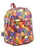 Оранжевый рюкзак Lbags в категории Детское/Детские сумочки/Сумки для девочек. Вид 2
