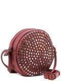 Красная сумка планшет Domenica в категории Женское/Сумки женские/Круглые сумки. Вид 2