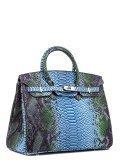 Голубая сумка классическая Angelo Bianco в категории Женское/Сумки женские/Женские деловые сумки. Вид 2