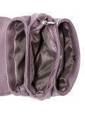 Сиреневая сумка планшет S.Lavia. Вид 6 миниатюра.