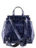 Синий рюкзак S.Lavia. Вид 5 миниатюра.