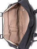 Чёрная сумка классическая David Jones. Вид 5 миниатюра.