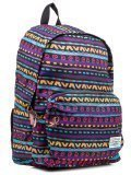 Фиолетовый рюкзак Angelo Bianco в категории Детское/Школьные рюкзаки/Школьные рюкзаки для подростков. Вид 2