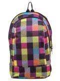 Фиолетовый рюкзак Lbags в категории Детское/Школьные рюкзаки/Школьные рюкзаки для подростков. Вид 1