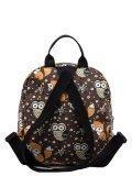 Коричневый рюкзак S.Lavia в категории Детское/Детские сумочки/Сумки для девочек. Вид 4