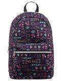 Сиреневый рюкзак S.Lavia в категории Детское/Рюкзаки для детей/Рюкзаки для подростков. Вид 1