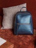 Бирюзовый рюкзак S.Lavia. Вид 6 миниатюра.