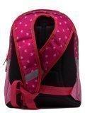 Розовый рюкзак Lbags в категории Детское/Рюкзаки для детей/Рюкзаки для первоклашек. Вид 4
