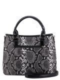 Чёрная сумка классическая S.Lavia в категории Женское/Сумки женские/Средние сумки женские. Вид 4