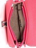 Розовый сэтчел David Jones. Вид 5 миниатюра.