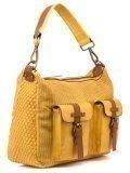 Жёлтая сумка мешок Domenica в категории Женское/Сумки женские/Женские летние сумки. Вид 2