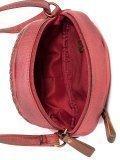 Красный кросс-боди Domenica. Вид 5 миниатюра.