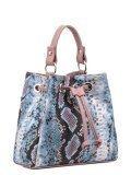 Голубая сумка мешок S.Lavia в категории Женское/Сумки женские/Женские летние сумки. Вид 2