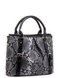 Чёрная сумка классическая S.Lavia в категории Женское/Сумки женские/Средние сумки женские. Вид 2