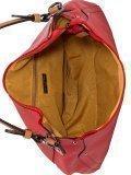 Красная сумка мешок David Jones. Вид 5 миниатюра.
