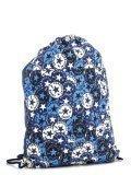 Голубая сумка мешок Lbags в категории Детское/Рюкзаки для детей/Рюкзаки для первоклашек. Вид 2