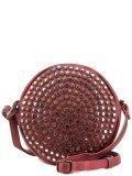 Красная сумка планшет Domenica в категории Женское/Сумки женские/Круглые сумки. Вид 1