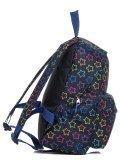 Чёрный рюкзак Lbags в категории Детское/Школьные рюкзаки/Школьные рюкзаки для подростков. Вид 3