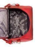 Красная сумка планшет S.Lavia. Вид 5 миниатюра.