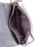 Серая сумка планшет S.Lavia. Вид 6 миниатюра.