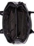 Чёрная сумка классическая S.Lavia. Вид 7 миниатюра.