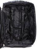 Чёрный чемодан Monkking. Вид 5 миниатюра.