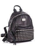 Чёрный рюкзак David Jones в категории Женское/Рюкзаки женские. Вид 2