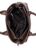 Коричневая сумка классическая S.Lavia. Вид 5 миниатюра.