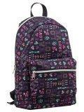 Сиреневый рюкзак S.Lavia в категории Детское/Рюкзаки для детей/Рюкзаки для подростков. Вид 2